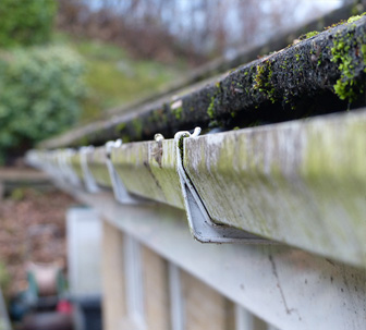 Rain Gutter Cleaning, Repair, & Installation near Vancouver, WA | Grant - gutter1